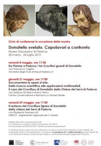 Locandina-conferenze-Donatello-al-Museo-Diocesano