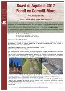 Locandina Aquileia 2017